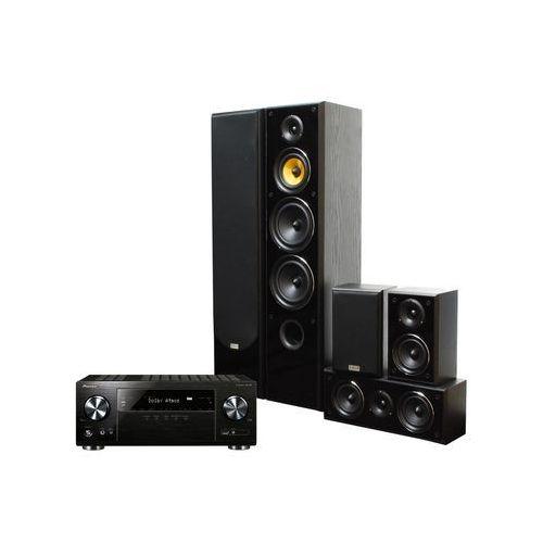 Pioneer Kino domowe vsx-832b + taga tav606 czarny