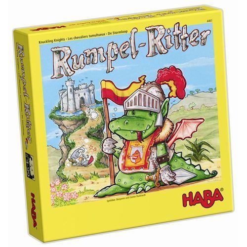 Gra - przewracający się rycerze marki Haba