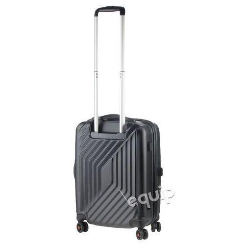 OKAZJA - Zestaw walizek  air force 1 - czarny wyprodukowany przez American tourister