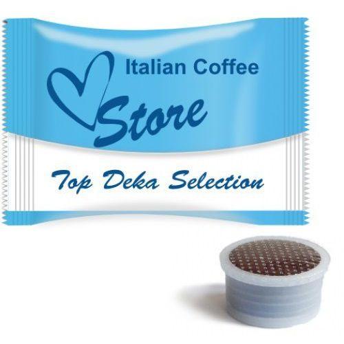 Nespresso kapsułki Top deka kapsułki do lavazza espresso point (kawa bezkofeinowa) – 50 kapsułek