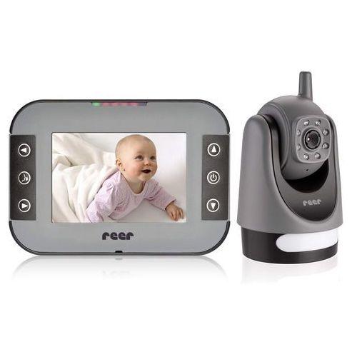 Niania cyfrowa video kamera 330 ekran 5cali - kamera 330º i ekran 5cali marki Reer