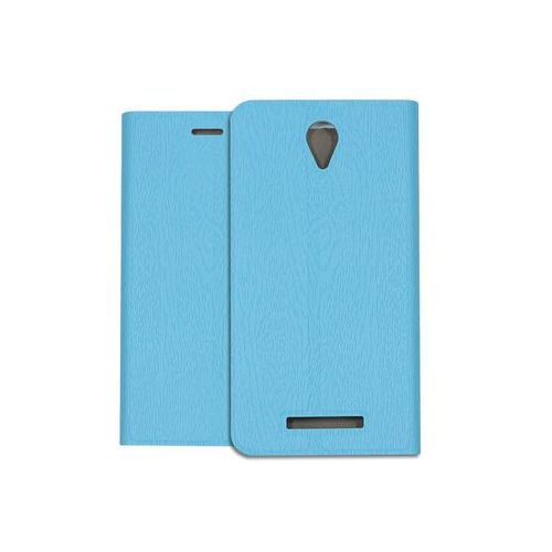 Xiaomi redmi note 2 - etui na telefon flex book - niebieski marki Etuo flex book