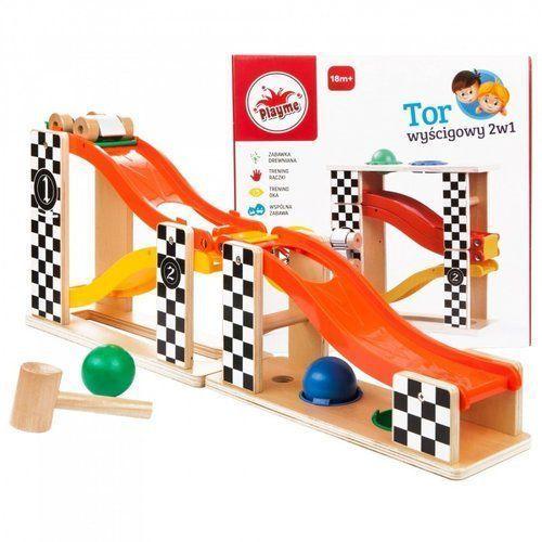 Tor wyścigowy 2w1 Playme (5907791575647)