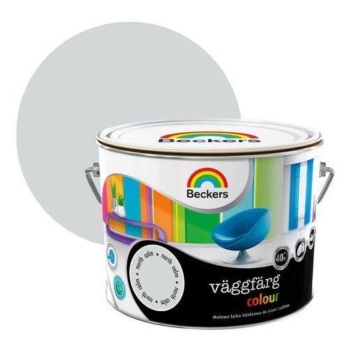 Farba lateksowa Beckers Vaggfarg Colour north calm 2,5 l, 8448968008