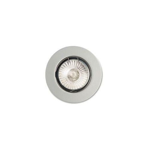 Ideal lux Oprawa wpuszczana 1xgu10/28w/230v biały