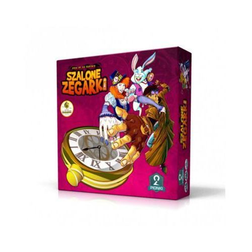 Portal games Gra szalone zegarki