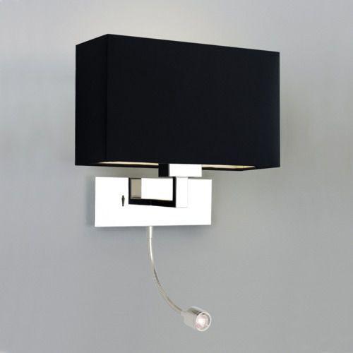 Astro lighting kinkiet park lane grande led (bez abażura) - 1080006 (5038856005417)