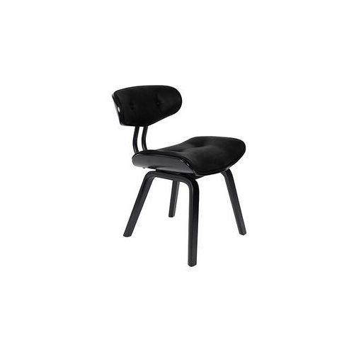 krzesło blackwood czarne 1100297 marki Dutchbone