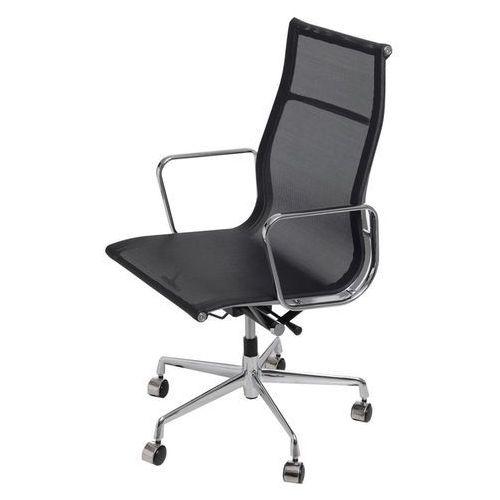 Fotel biurowy CH1191T czarna siatka - czarny, EA119T_czarnasiatka