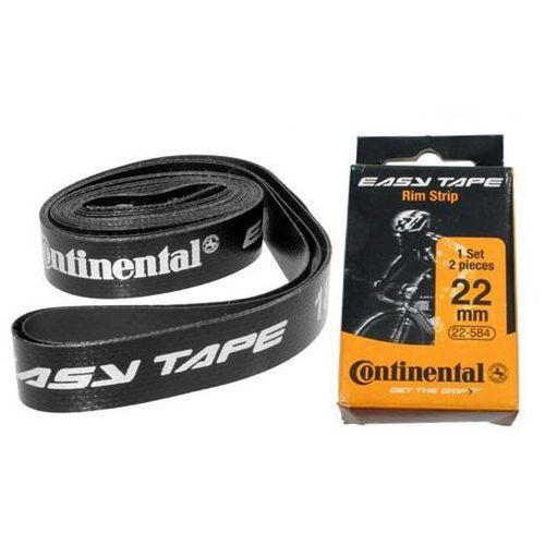 """Co0195043 ochraniacz dętki/taśmy easy tape 27,5"""" 22-584 zestaw 2 szt. marki Continental"""
