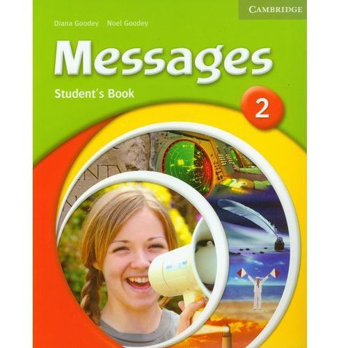 Messages 2 students book, Cambridge University Press