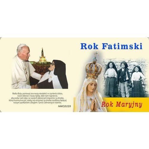 Różni wykonawcy Rok fatimski. rok maryjny - płyta cd