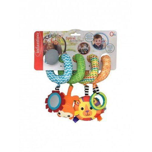 Spiralka do wózka ze zwierzątkami Infantino - DARMOWA DOSTAWA OD 199 ZŁ!!! (3021105053644)