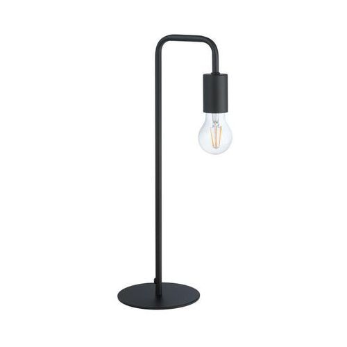 Inspire Lampa stołowa lana 60w e27 czarna (3276000392828)