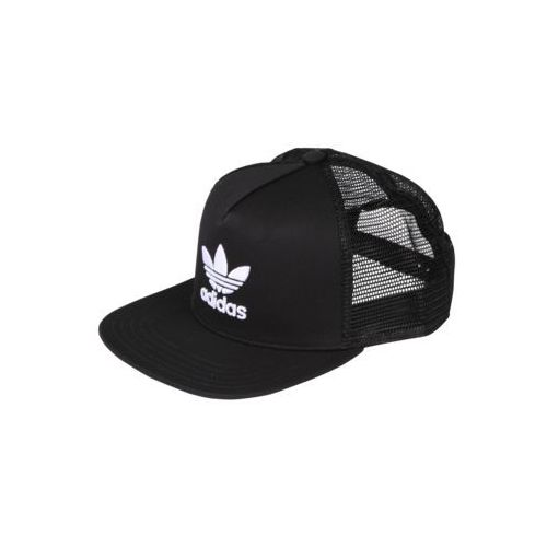 eleganckie buty Najnowsza przed Sprzedaż Adidas originals trefoil trucker czapka z daszkiem black ...