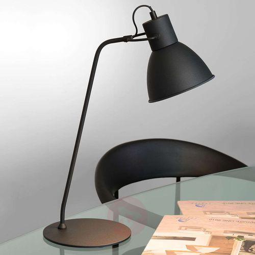 Lucide 03617/01/30 - Lampa stołowa SHADI 1xE14/40W/230V czarna, 03617/01/30
