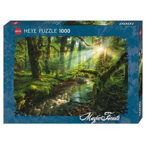 OKAZJA - 1000 ELEMENTÓW Magiczny las, duch lasu (4001689297718)