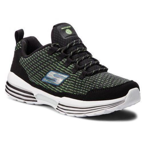 Sneakers SKECHERS Zallow 98302LBBLM BlkBlueLime
