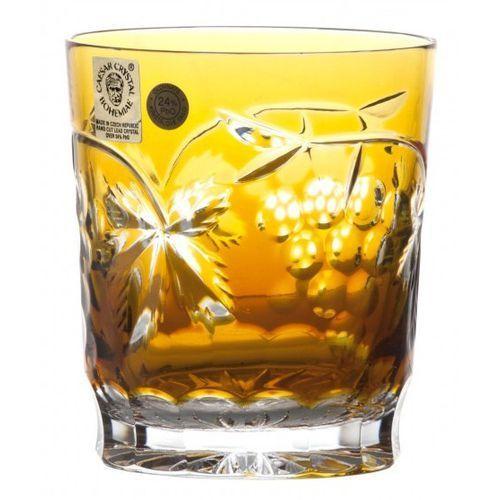 Caesar crystal 20081 szklanka winogrona, kolor bursztynowy, objętość 290 ml