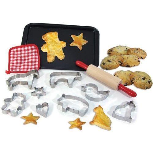 Foremki do wykrawania ciastek, zestaw do pieczenia marki Vilac