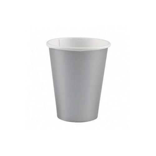 Kubeczki srebrne - 266 ml - 8 szt. (0048419072287)
