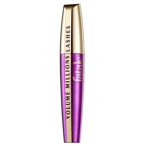 L'Oréal Paris Volume Million Lashes Fatale tusz do rzęs nadający maksymalną objętość odcień Black 9,4 ml