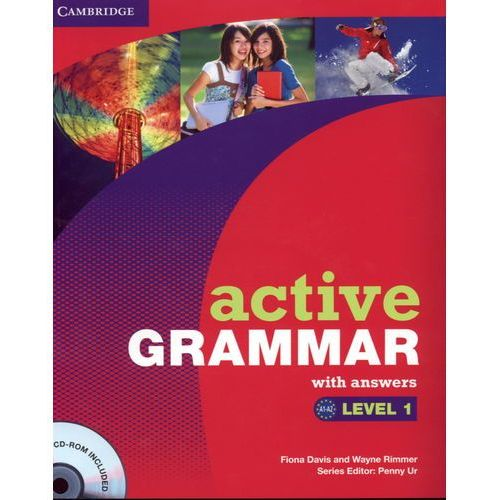 Active Grammar With Answers Level 1 + Cd, oprawa miękka