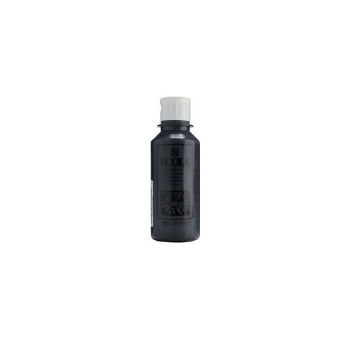 Talens  ecola farba tempera gwasz 250ml 700 black (8712079012083)