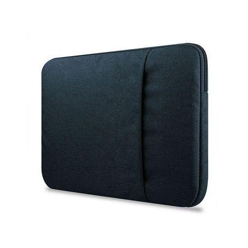 Torba etui pokrowiec Apple MacBook Air / Pro 13'' Granatowe - Granatowy, kolor niebieski