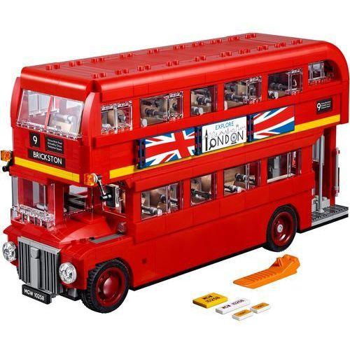 Lego CREATOR Londyński autobus 10258