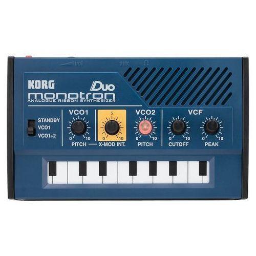 KORG MONOTRON DUO z kategorii Keyboardy i syntezatory