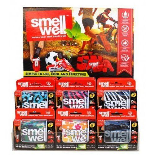 Pochłaniacz wilgoci i zapachu saszetki marki Smellwell