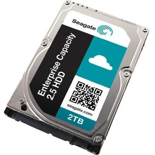 Seagate enterprise capacity 2.5 1tb hdd 4knative 7200rpm 128mb cache 2,5inch sas 12gb/s 24x7 long-term usage blk (7636490043512)