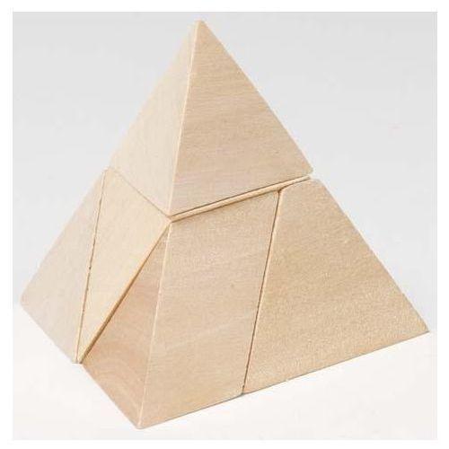 Trójkąt - układanka logiczna marki Goki