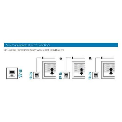 Rademacher DuoFern HomeTimer wyłącznik aluminium (4031909020048)