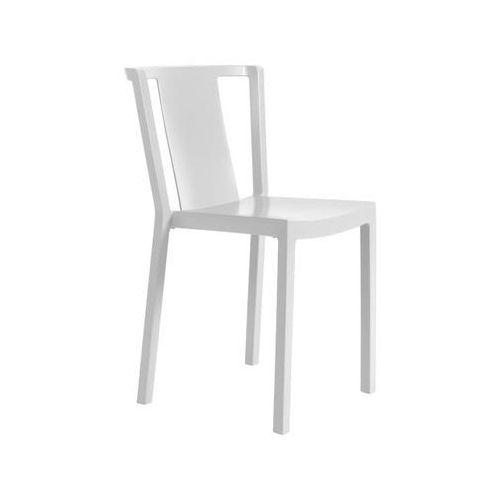 Krzesło Neutra białe, kolor biały