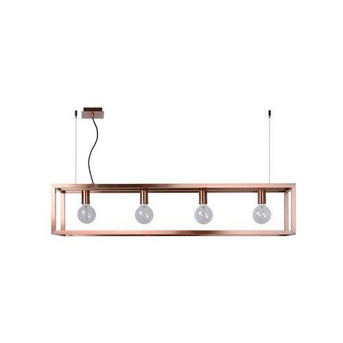 Lucide oris lampa wisząca miedź, 4-punktowe - nowoczesny - obszar wewnętrzny - oris - czas dostawy: od 4-8 dni roboczych