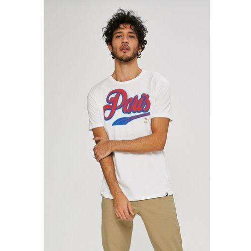 Puma - T-shirt, kolor biały