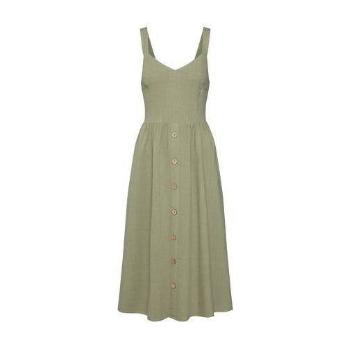 letnia sukienka khaki, New look, 34-42