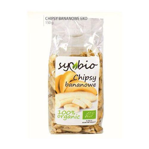 Chipsy bananowe bio 150g - Symbio