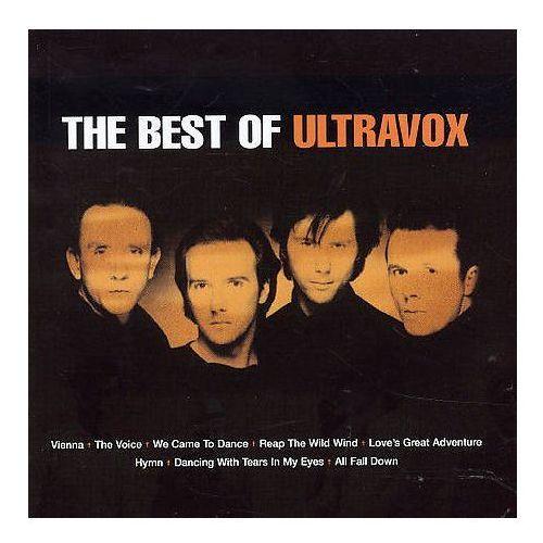 Ultravox - THE BEST OF ULTRAVOX - Dostawa Gratis, szczegóły zobacz w sklepie - sprawdź w wybranym sklepie