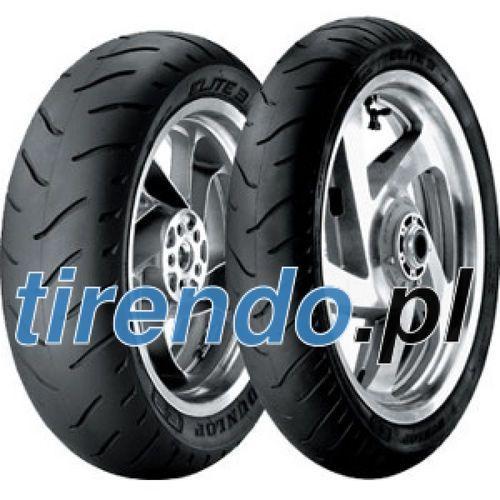 Dunlop ELITE 3 Motocyklowe Opony 200/50 R18 76H - DOSTAWA GRATIS! (4038526322982)