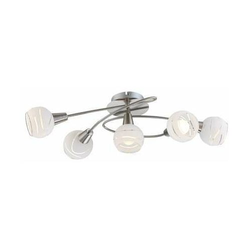 Globo 54341-5 - led lampa sufitowa elliott 5xe14/4w/230v (9007371258321)