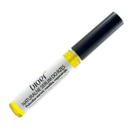 Bioer Naturalne serum do rzęs - pobudza do wzrostu i regeneruje - 7ml -