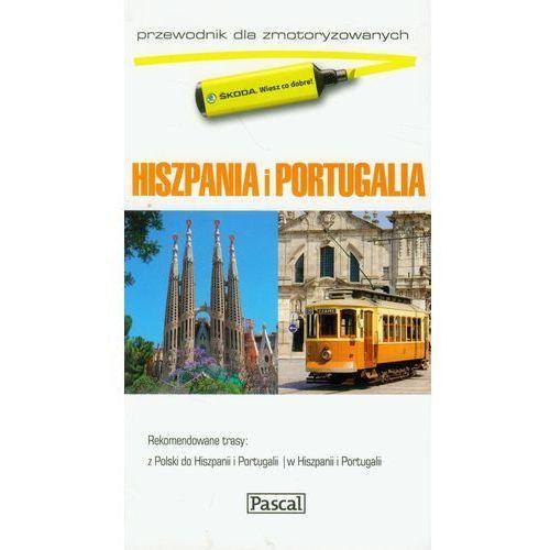 Hiszpania i Portugalia przewodnik dla zmotoryzowanych, książka z kategorii Geografia