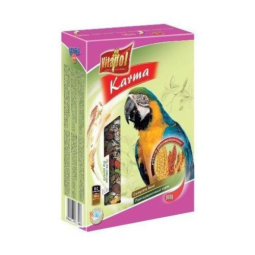 Vitapol Pokarm dla papug 800g [2700], towar z kategorii: Pokarmy dla ptaków