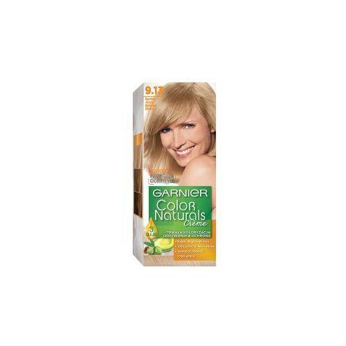 Garnier Color Naturals Farba do włosów Bardzo Jasny Beżowy Blond nr 9.13