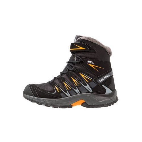 Salomon XA PRO 3D WINTER TS CSWP Buty trekkingowe black/india ink/bright marigold (0889645409672)