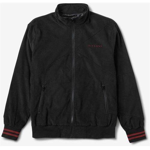 bluza DIAMOND - Futura Corduroy Track Jacket Black (BLK) rozmiar: XL, 1 rozmiar