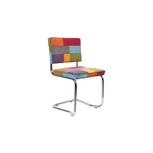 Zuiver krzesło ridge kink rib wielokolorowe 1100227